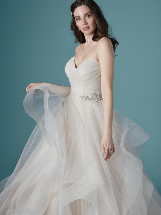 Yasmin (20MS199) Wedding Dress by Maggie Sottero