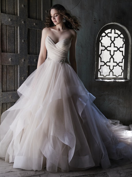 Yasmin (20MS199) Wedding Dress by Maggie Sottero