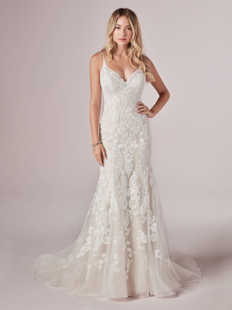 Adelaide (20RT228) Wedding Dress by Rebecca Ingram