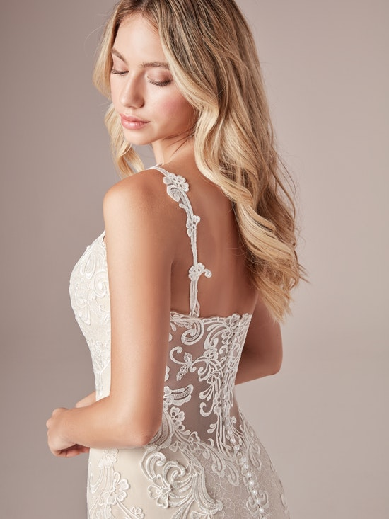 Alma (20RC189) Wedding Dress by Rebecca Ingram