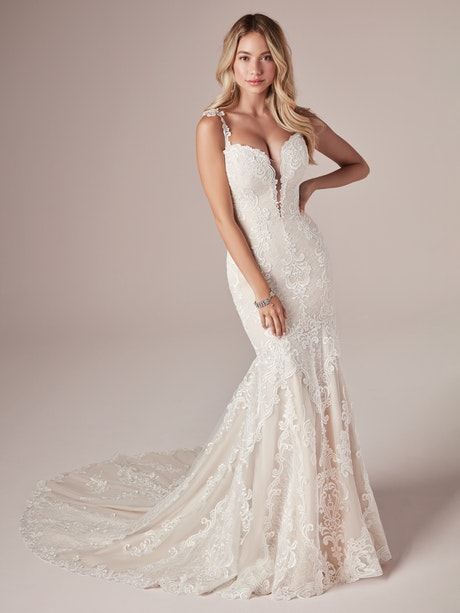 Alma (20RC189) Wedding Dress by Rebecca Ingram