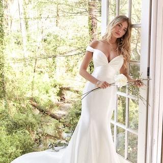 Cindy (20RW219) Wedding Dress by Rebecca Ingram