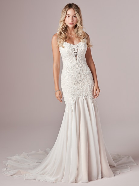 Corrine (20RC178) Wedding Dress by Rebecca Ingram