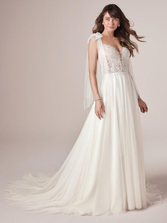 Greta (20RC231) Wedding Dress by Rebecca Ingram