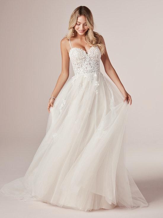 Marisol (20RS230) Wedding Dress by Rebecca Ingram