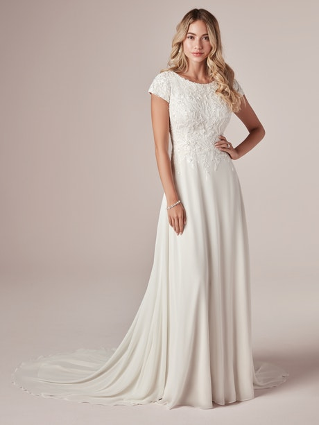 Mercy-Leigh (20RT308) Wedding Dress by Rebecca Ingram