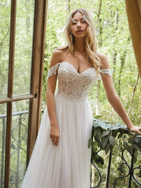 Nia (20RT220) Wedding Dress by Rebecca Ingram