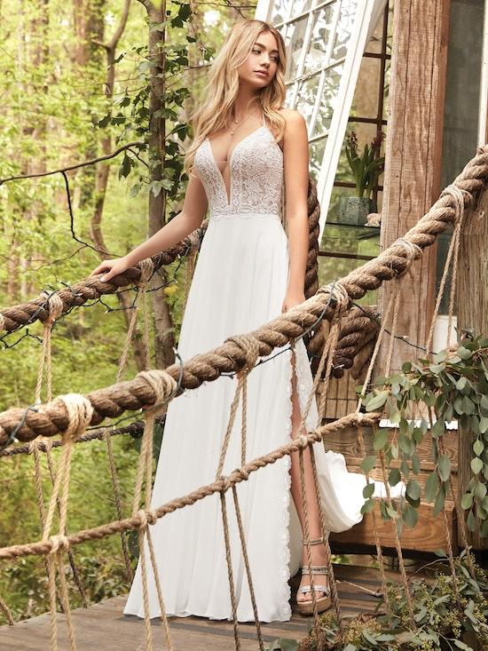 Nicole (20RS223) Wedding Dress by Rebecca Ingram
