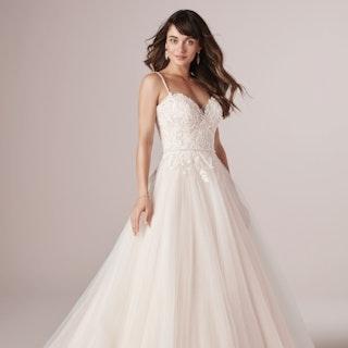 Poppy (20RN222) Wedding Dress by Rebecca Ingram