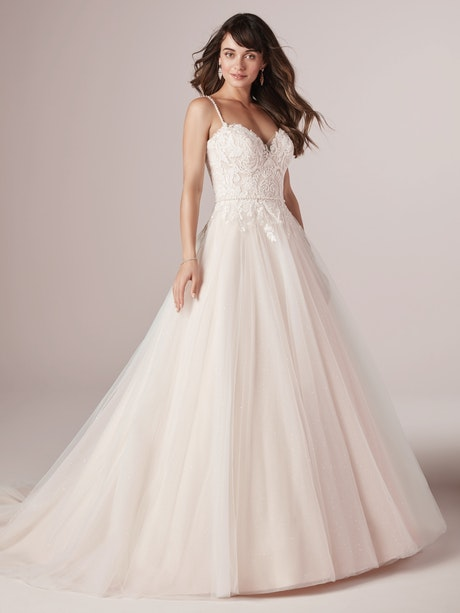 Poppy (20RN222) Wedding Dress by Rebecca Ingram