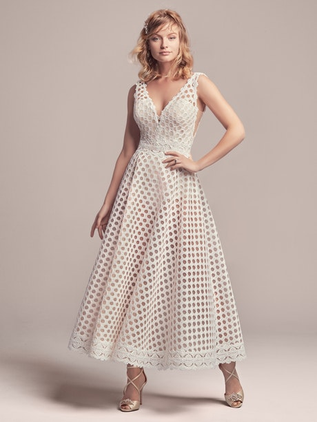 Reggie-Jane (20RW330US) Wedding Dress by Rebecca Ingram