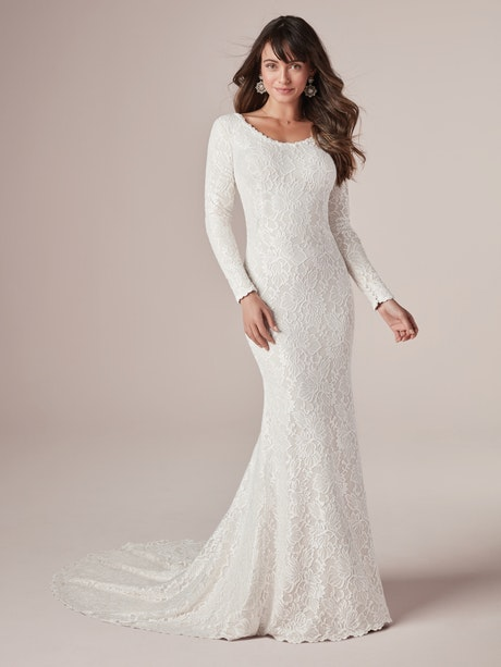 Tina-Leigh (20RW278) Wedding Dress by Rebecca Ingram