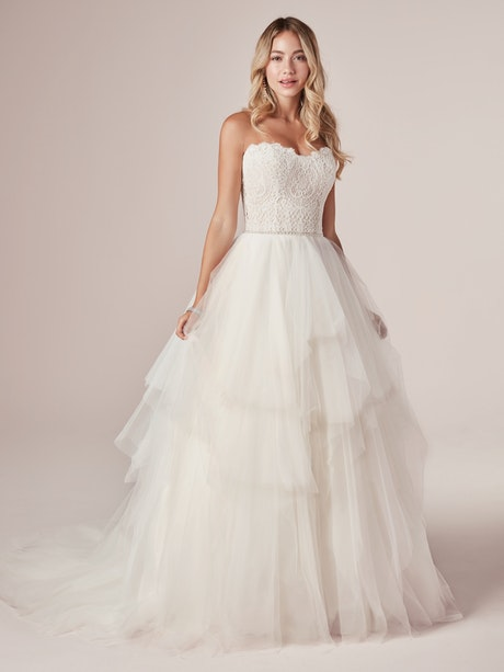 Toni (20RC250) Wedding Dress by Rebecca Ingram