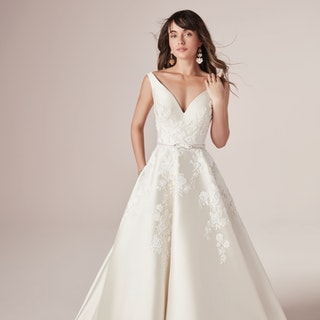 Valerie (20RW194) Wedding Dress by Rebecca Ingram