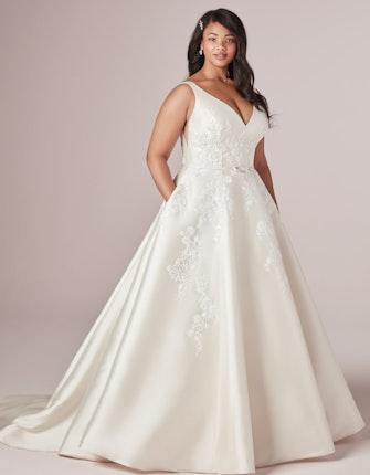 Valerie-Lynette (20RW194AC) Wedding Dress by Rebecca Ingram