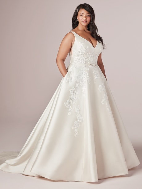 Valerie-Lynette (20RW194AC) Wedding Dress by Rebecca Ingram