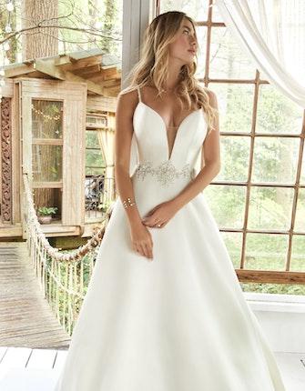 Yara (20RS224) Wedding Dress by Rebecca Ingram