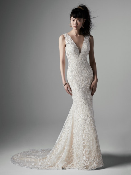 Bryce (20SN187) Wedding Dress by Sottero and Midgley