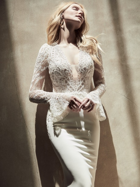 Burton (20SS317) Wedding Dress by Sottero and Midgley