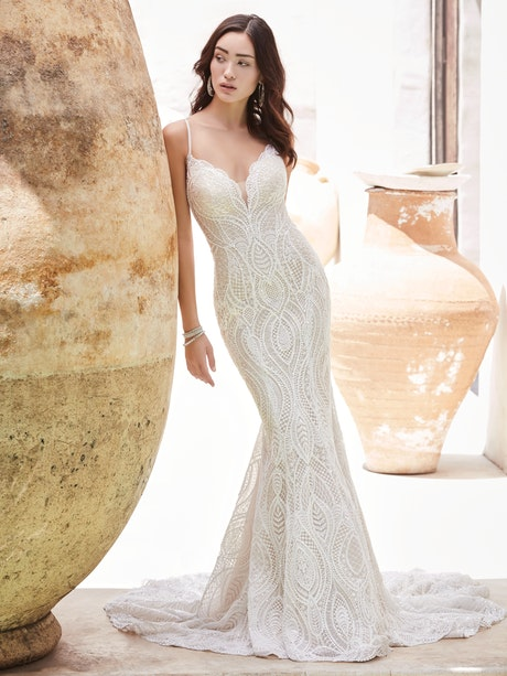 Daxton (20SC216) Wedding Dress by Sottero and Midgley