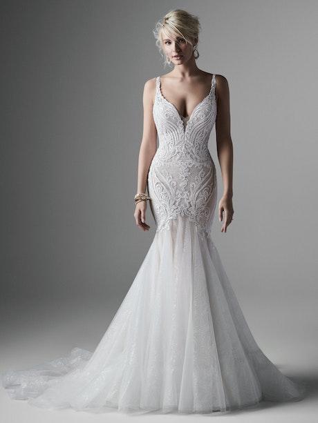 Emmanuelle (20SS241) Wedding Dress by Sottero and Midgley