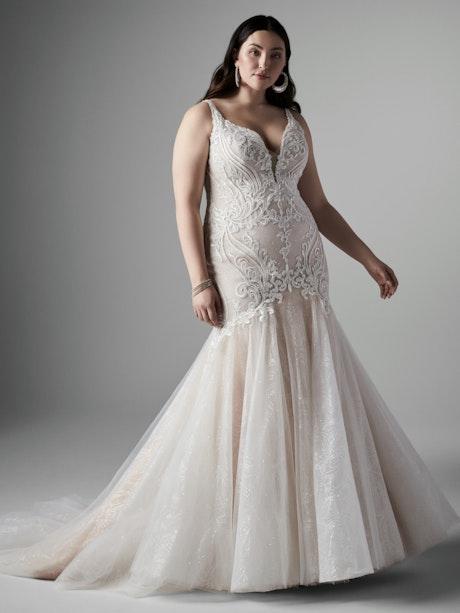 Emmanuelle-Lynette (20SS241AC) Wedding Dress by Sottero and Midgley