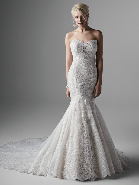 Keaton (20SW205) Wedding Dress by Sottero and Midgley
