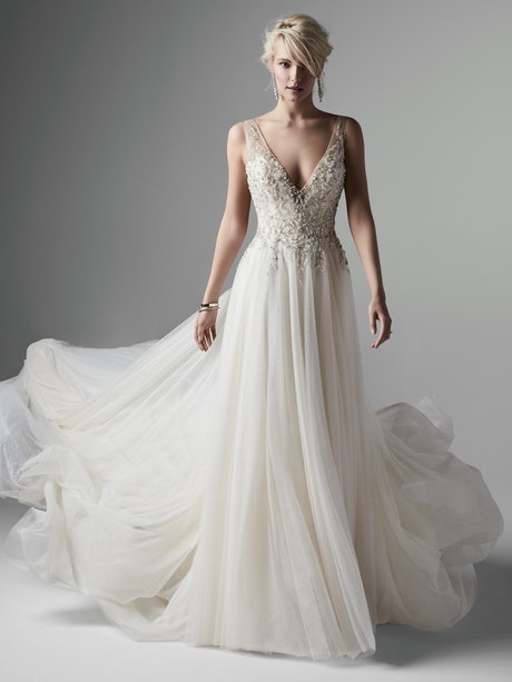 Randolph (20SC259) Wedding Dress by Sottero and Midgley