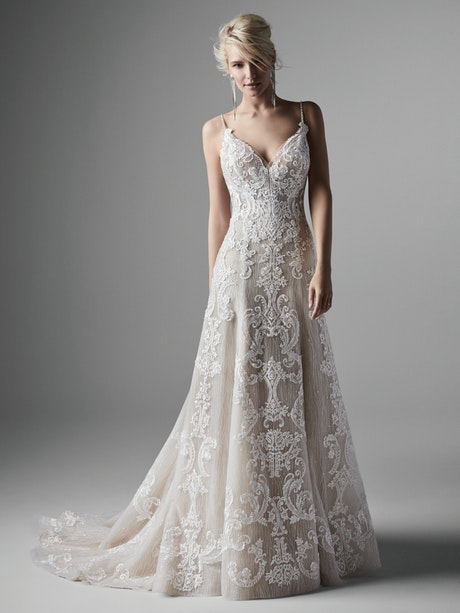 Rowland (20SW198) Wedding Dress by Sottero and Midgley