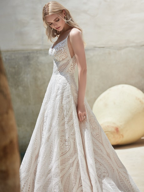 Roxanne (20SC214) Wedding Dress by Sottero and Midgley