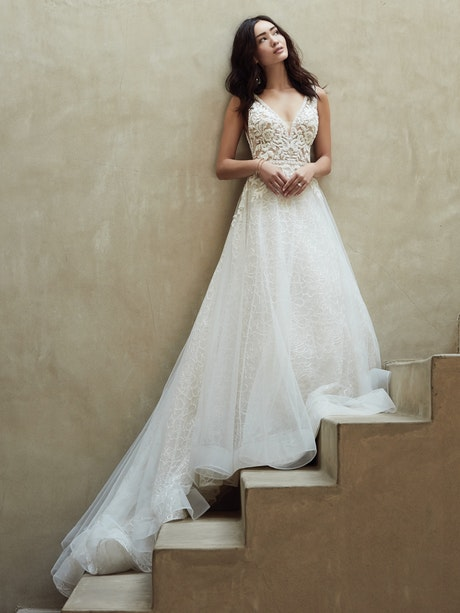 Seth (20SC262) Wedding Dress by Sottero and Midgley