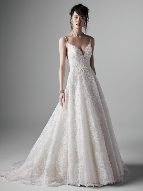 Shaw (20SW192) Wedding Dress by Sottero and Midgley