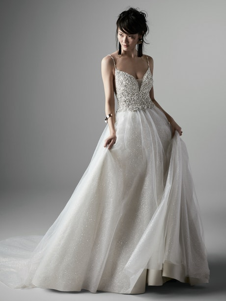 Solana (20SC184) Wedding Dress by Sottero and Midgley