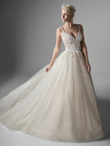 Tate (20SC261) Wedding Dress by Sottero and Midgley