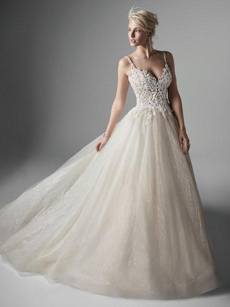 Tate (20SC261) Wedding Dress by Sottero and Midgley