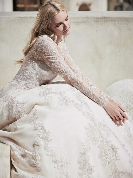Vincent (20SC235) Wedding Dress by Sottero and Midgley