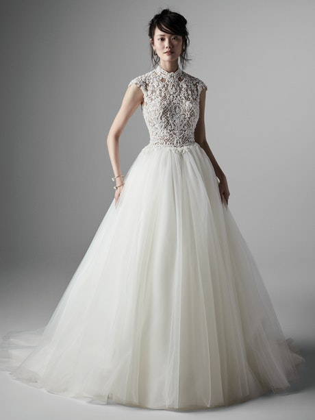 Zinnia-Lane (20SW183MC) Wedding Dress by Sottero and Midgley
