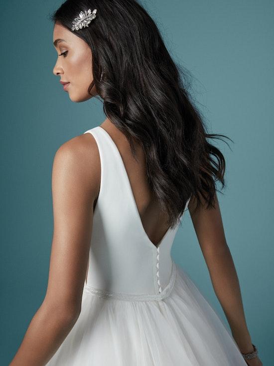 Maggie Sottero Wedding Dress Fatima 20MW328 Alt3