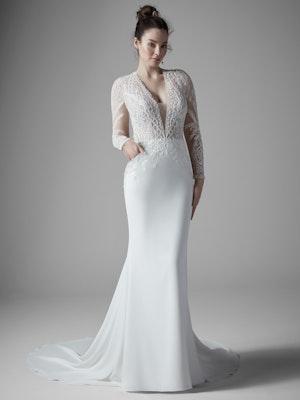 Sottero and Midgley Wedding Dress Burton Dawn 20SS317MC Main