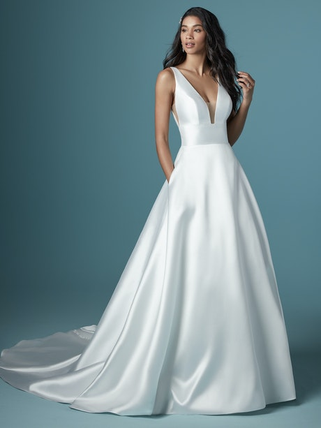 Raven Marie (20MC264MC) Wedding Dress by Maggie Sottero