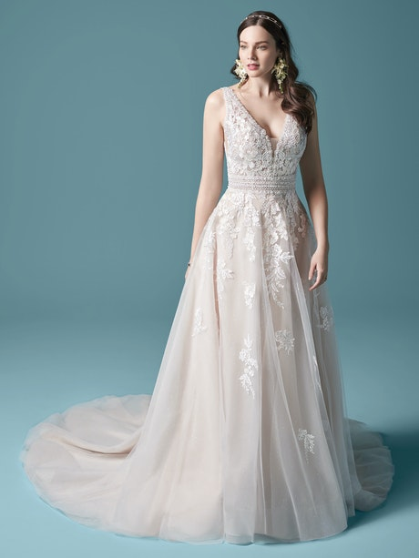 Maggie Sottero Raphael Dawn 20MS729MC Main