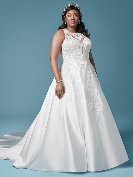 Maggie Sottero Tamika Lynette 20MS645AC Curve-Main