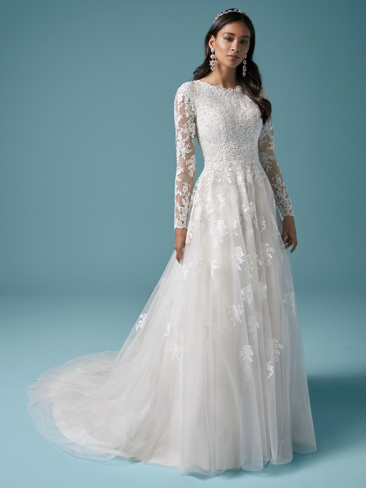 Maggie Sottero Warren 20MS682 Main