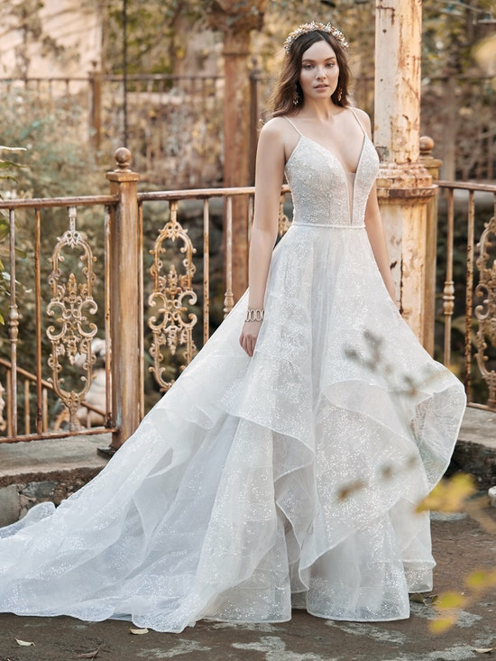 Maggie Sottero Wedding Dress Tavi 20MT640 promo3