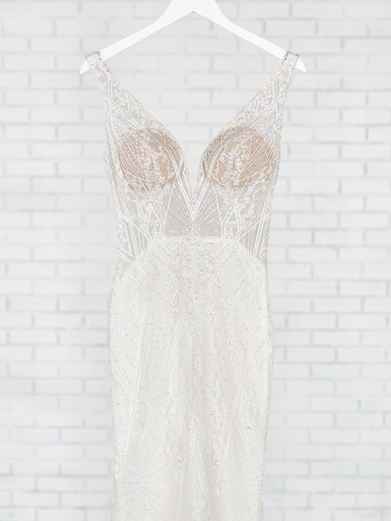 Maggie Sottero Wedding Dress Elaine 20MS215 Color2
