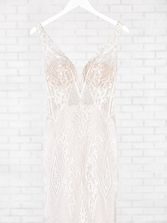 Maggie Sottero Wedding Dress Elaine 20MS215 Color4