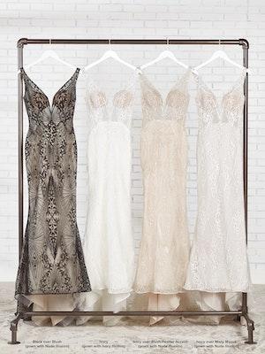 Maggie Sottero Wedding Dress Elaine 20MS215 Color5
