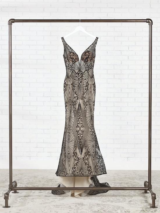 Maggie Sottero Wedding Dress Elaine 20MS215 Color-Full