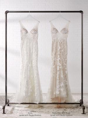 Maggie Sottero Wedding Dress Greenley 20MT284 Color3
