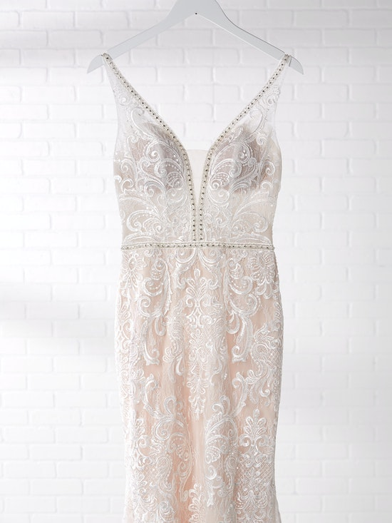 Maggie Sottero Wedding Dress Henrietta 20MS320 Color3